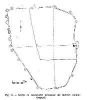 Cronica Cercetărilor Arheologice din România, Campania 1999. Raportul nr. 2, Adamclisi, Cetate.<br /> Sectorul tumul.<br /><a href='http://foto.cimec.ro/cronica/1999/002/1a-56.jpg' target=_blank>Priveşte aceeaşi imagine într-o fereastră nouă</a>, Adamclisi, Cetate.<br /> Sectorul tumul.<br /><a href='http://foto.cimec.ro/RAN/i1/22B1D57369B34F1ABC3C79E590B14CBB.jpg' target=_blank>Priveşte aceeaşi imagine într-o fereastră nouă</a>. Autor: Barbu, V.. Titlu: Cetatea Adamclisi. Sursa: Barbu, V., Adamclisi, Editura Meridiane, 1964., Adamclisi, Cetate.<br /> Sectorul tumul.<br /><a href='http://foto.cimec.ro/RAN/i1/6154888EFD7143CFBA16A65500C4EB6A.jpg' target=_blank>Priveşte aceeaşi imagine într-o fereastră nouă</a>. Autor: Barnea, Alexandru et all.. Titlu: Cetatea Adamclisi - Fotografie aeriană. Sursa: Barnea et all., Tropaeum Traiani I. Cetatea, Editura Academiei Republicii Socialiste România, București, 1979., Adamclisi, Cetate.<br /> Sectorul tumul.<br /><a href='http://foto.cimec.ro/RAN/i1/F4B9B0D3F1384CDB814F52E6E1AF7D61.jpg' target=_blank>Priveşte aceeaşi imagine într-o fereastră nouă</a>. Autor: Barnea, Alexandru et all.. Titlu: Incinta romană timpurie de la Adamclisi. Sursa: Barnea et all., Tropaeum Traiani I. Cetatea, Editura Academiei Republicii Socialiste România, București, 1979.