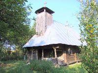 """, Voiteştii Din Deal<br /><a href='http://foto.cimec.ro/RAN/i1/D97217B850804996A59465D96AC73DD8.jpg' target=_blank>Priveşte aceeaşi imagine într-o fereastră nouă</a>. Autor: Mircea Rareș Țetcu. Titlu: Biserica de lemn """"Sfântul Dumitru"""" din Voiteștii din Deal"""