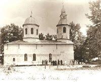 """, Piteşti<br /><a href='http://foto.cimec.ro/RAN/i1/B3F9CB081B4546F3AD35B23FF2F7FA9C.jpg' target=_blank>Priveşte aceeaşi imagine într-o fereastră nouă</a>. Titlu: Ansamblul bisericii """"Sf. Vineri"""" din Piteşti. Sursa: Fişă de sit arheologic 2020 Păduraru Marius"""