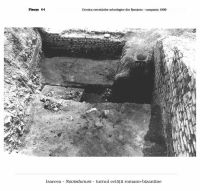 Cronica Cercetărilor Arheologice din România, Campania 1999. Raportul nr. 72, Isaccea, La Pontonul Vechi (Cetate, Eski-kale)<br /><a href='http://foto.cimec.ro/cronica/1999/072/64.jpg' target=_blank>Priveşte aceeaşi imagine într-o fereastră nouă</a>
