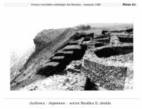 Chronicle of the Archaeological Excavations in Romania, 1999 Campaign. Report no. 76, Jurilovca, Capul Dolojman.<br /> Sector 128bis.<br /><a href='http://foto.cimec.ro/cronica/1999/076/65.jpg' target=_blank>Display the same picture in a new window</a>