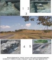 Chronicle of the Archaeological Excavations in Romania, 2000 Campaign. Report no. 34, Bumbeşti-Jiu, Vârtop<br /><a href='http://foto.cimec.ro/cronica/2000/034/plansa8.jpg' target=_blank>Display the same picture in a new window</a>