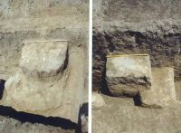 Chronicle of the Archaeological Excavations in Romania, 2000 Campaign. Report no. 44, Cârcea, La Hanuri<br /><a href='http://foto.cimec.ro/cronica/2000/044/F9.jpg' target=_blank>Display the same picture in a new window</a>