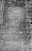 Cronica Cercetărilor Arheologice din România, Campania 2000. Raportul nr. 61, Dudu, La Mănăstire<br /><a href='http://foto.cimec.ro/cronica/2000/061/manastirea-plaviceni-zidul-pridvorului.jpg' target=_blank>Priveşte aceeaşi imagine într-o fereastră nouă</a>