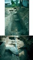 Chronicle of the Archaeological Excavations in Romania, 2000 Campaign. Report no. 71, Gherghiţa, La Târg (Şcoala Generală)<br /><a href='http://foto.cimec.ro/cronica/2000/071/foto-gherghita-2000-2.jpg' target=_blank>Display the same picture in a new window</a>