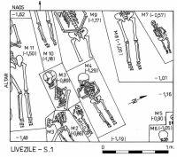 Cronica Cercetărilor Arheologice din România, Campania 2000. Raportul nr. 109, Livezile<br /><a href='http://foto.cimec.ro/cronica/2000/109/p2.jpg' target=_blank>Priveşte aceeaşi imagine într-o fereastră nouă</a>