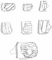Cronica Cercetărilor Arheologice din România, Campania 2000. Raportul nr. 115, Măriuţa, La Movilă (Movila Mică)<br /><a href='http://foto.cimec.ro/cronica/2000/115/marcer3.jpg' target=_blank>Priveşte aceeaşi imagine într-o fereastră nouă</a>