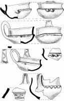 Cronica Cercetărilor Arheologice din România, Campania 2000. Raportul nr. 133, Niculiţel, Cornet<br /><a href='http://foto.cimec.ro/cronica/2000/133/p-3.jpg' target=_blank>Priveşte aceeaşi imagine într-o fereastră nouă</a>