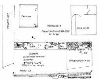 Cronica Cercetărilor Arheologice din România, Campania 2000. Raportul nr. 149, Pietroasele, Valea Bazinului (La puţul lui Cârnu Puche)<br /><a href='http://foto.cimec.ro/cronica/2000/149/pl2.jpg' target=_blank>Priveşte aceeaşi imagine într-o fereastră nouă</a>