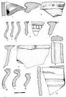 Cronica Cercetărilor Arheologice din România, Campania 2000. Raportul nr. 149, Pietroasele, SCV Pietroasa<br /><a href='http://foto.cimec.ro/cronica/2000/149/pl4.jpg' target=_blank>Priveşte aceeaşi imagine într-o fereastră nouă</a>