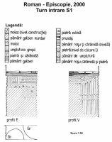 Cronica Cercetărilor Arheologice din România, Campania 2000. Raportul nr. 171, Roman, Episcopie<br /><a href='http://foto.cimec.ro/cronica/2000/171/Planse0005.jpg' target=_blank>Priveşte aceeaşi imagine într-o fereastră nouă</a>