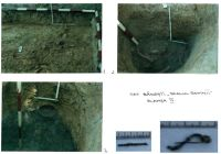 Chronicle of the Archaeological Excavations in Romania, 2001 Campaign. Report no. 26, Băneşti, Dealul Domnii<br /><a href='http://foto.cimec.ro/cronica/2001/026/Pl4.jpg' target=_blank>Display the same picture in a new window</a>