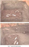 Chronicle of the Archaeological Excavations in Romania, 2001 Campaign. Report no. 99, Gălăţui, Movila Berzei (Movila Coteţ, Movila Verde)<br /><a href='http://foto.cimec.ro/cronica/2001/099/fig-6-7.jpg' target=_blank>Display the same picture in a new window</a>
