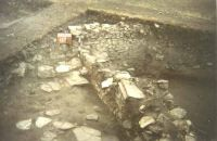 Chronicle of the Archaeological Excavations in Romania, 2001 Campaign. Report no. 128, Jurilovca, Insula Bisericuţa<br /><a href='http://foto.cimec.ro/cronica/2001/128/foto-7.JPG' target=_blank>Display the same picture in a new window</a>