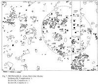 Cronica Cercetărilor Arheologice din România, Campania 2001. Raportul nr. 166, Pietroasa Mică, Gruiu Dării<br /><a href='http://foto.cimec.ro/cronica/2001/166/Fig-007.jpg' target=_blank>Priveşte aceeaşi imagine într-o fereastră nouă</a>