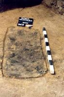 Chronicle of the Archaeological Excavations in Romania, 2001 Campaign. Report no. 181, Roşia Montană, Cârnic (Piatra Corbului).<br /> Sector Imagini_detaliu_necropola.<br /><a href='http://foto.cimec.ro/cronica/2001/181/Imagini-detaliu-necropola/083.JPG' target=_blank>Display the same picture in a new window</a>