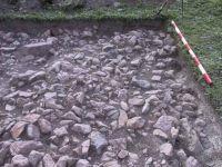 Cronica Cercetărilor Arheologice din România, Campania 2001. Raportul nr. 183, Roşia Montană, Tăul Secuilor (Pârâul Porcului).<br /> Sectorul Imagini.<br /><a href='http://foto.cimec.ro/cronica/2001/183/Imagini/s2-capat-nordic.JPG' target=_blank>Priveşte aceeaşi imagine într-o fereastră nouă</a>