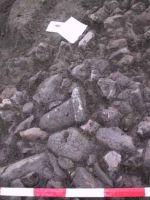 Cronica Cercetărilor Arheologice din România, Campania 2001. Raportul nr. 183, Roşia Montană, Tăul Secuilor (Pârâul Porcului).<br /> Sectorul Imagini.<br /><a href='http://foto.cimec.ro/cronica/2001/183/Imagini/s6-c4-nr30.JPG' target=_blank>Priveşte aceeaşi imagine într-o fereastră nouă</a>