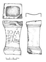 Cronica Cercetărilor Arheologice din România, Campania 2001. Raportul nr. 185, Roşia Montană, Hăbad<br /><a href='http://foto.cimec.ro/cronica/2001/185/FIG19.JPG' target=_blank>Priveşte aceeaşi imagine într-o fereastră nouă</a>