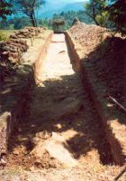 Chronicle of the Archaeological Excavations in Romania, 2002 Campaign. Report no. 2, Gura Cornei, Valea Seliştei.<br /> Sector foto.<br /><a href='http://foto.cimec.ro/cronica/2002/002/foto/01-pl-1.jpg' target=_blank>Display the same picture in a new window</a>