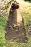 Chronicle of the Archaeological Excavations in Romania, 2002 Campaign. Report no. 2, Gura Cornei, Valea Seliştei.<br /> Sector foto.<br /><a href='http://foto.cimec.ro/cronica/2002/002/foto/15-pl-xv-18.jpg' target=_blank>Display the same picture in a new window</a>