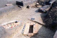 Cronica Cercetărilor Arheologice din România, Campania 2002. Raportul nr. 11, Alba Iulia, Apulum II - Profi<br /><a href='http://foto.cimec.ro/cronica/2002/011/1.jpg' target=_blank>Priveşte aceeaşi imagine într-o fereastră nouă</a>