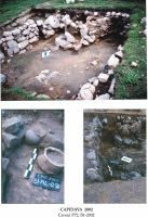 Chronicle of the Archaeological Excavations in Romania, 2002 Campaign. Report no. 42, Capidava, Cetate.<br /> Sector 06-ilustratie sector X.<br /><a href='http://foto.cimec.ro/cronica/2002/042/GRUPAJ.jpg' target=_blank>Display the same picture in a new window</a>