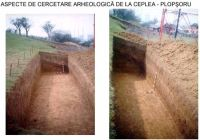 Chronicle of the Archaeological Excavations in Romania, 2002 Campaign. Report no. 51, Ceplea, Biserica Dacilor (Valea Satului; Casa Cepleanu)<br /><a href='http://foto.cimec.ro/cronica/2002/051/03.jpg' target=_blank>Display the same picture in a new window</a>
