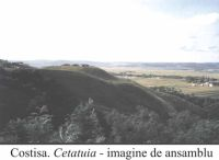 Chronicle of the Archaeological Excavations in Romania, 2002 Campaign. Report no. 66, Costişa, Dealul Cetăţuia<br /><a href='http://foto.cimec.ro/cronica/2002/066/Costisa1def.jpg' target=_blank>Display the same picture in a new window</a>