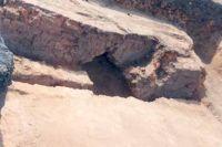 Cronica Cercetărilor Arheologice din România, Campania 2002. Raportul nr. 76, Enoşeşti, Castrul Acidava<br /><a href='http://foto.cimec.ro/cronica/2002/076/Enosesti.jpg' target=_blank>Priveşte aceeaşi imagine într-o fereastră nouă</a>