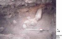 Cronica Cercetărilor Arheologice din România, Campania 2002. Raportul nr. 82, Garvăn, Bisericuţa (Bisericuţa)<br /><a href='http://foto.cimec.ro/cronica/2002/082/fig2-din2002-carou6a.jpg' target=_blank>Priveşte aceeaşi imagine într-o fereastră nouă</a>