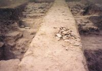Chronicle of the Archaeological Excavations in Romania, 2002 Campaign. Report no. 101, Isaccea, La Pontonul Vechi (Cetate, Eski-kale)<br /><a href='http://foto.cimec.ro/cronica/2002/101/2-2.jpg' target=_blank>Display the same picture in a new window</a>