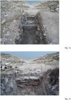Chronicle of the Archaeological Excavations in Romania, 2002 Campaign. Report no. 108, Jurilovca, Capul Dolojman.<br /> Sector sectorICEM.<br /><a href='http://foto.cimec.ro/cronica/2002/108/Topoleanu03.jpg' target=_blank>Display the same picture in a new window</a>