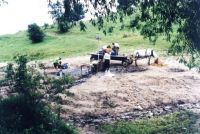 Chronicle of the Archaeological Excavations in Romania, 2002 Campaign. Report no. 112, Lunca, Poiana Slatinei<br /><a href='http://foto.cimec.ro/cronica/2002/112/lunca-fig-2.jpg' target=_blank>Display the same picture in a new window</a>