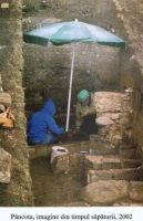 Chronicle of the Archaeological Excavations in Romania, 2002 Campaign. Report no. 140, Pâncota, Totani<br /><a href='http://foto.cimec.ro/cronica/2002/140/d3.jpg' target=_blank>Display the same picture in a new window</a>