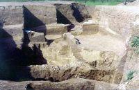 Cronica Cercetărilor Arheologice din România, Campania 2002. Raportul nr. 156, Răcătău De Jos, Movila lui Cerbu (La Movilă, La Moghiliţă)<br /><a href='http://foto.cimec.ro/cronica/2002/156/10.jpg' target=_blank>Priveşte aceeaşi imagine într-o fereastră nouă</a>