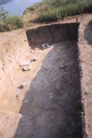 Cronica Cercetărilor Arheologice din România, Campania 2002. Raportul nr. 170, Satu Nou, Valea lui Voicu<br /><a href='http://foto.cimec.ro/cronica/2002/170/10.jpg' target=_blank>Priveşte aceeaşi imagine într-o fereastră nouă</a>