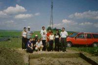 Cronica Cercetărilor Arheologice din România, Campania 2002. Raportul nr. 186, Siret, Dealul Ruina<br /><a href='http://foto.cimec.ro/cronica/2002/186/siret9.jpg' target=_blank>Priveşte aceeaşi imagine într-o fereastră nouă</a>