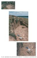 Chronicle of the Archaeological Excavations in Romania, 2003 Campaign. Report no. 45, Capidava, La Bursuci.<br /> Sector 06-ilustratie sector X.<br /><a href='http://foto.cimec.ro/cronica/2003/045/capidava-la-bursuci-pl-iii.jpg' target=_blank>Display the same picture in a new window</a>