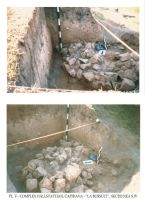 Chronicle of the Archaeological Excavations in Romania, 2003 Campaign. Report no. 45, Capidava, La Bursuci.<br /> Sector 06-ilustratie sector X.<br /><a href='http://foto.cimec.ro/cronica/2003/045/capidava-la-bursuci-pl-v.jpg' target=_blank>Display the same picture in a new window</a>