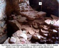 Chronicle of the Archaeological Excavations in Romania, 2003 Campaign. Report no. 46, Călineşti, Conacul Miclescu<br /><a href='http://foto.cimec.ro/cronica/2003/046/conacul-miclescu-fig3-foto.jpg' target=_blank>Display the same picture in a new window</a>