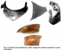 Chronicle of the Archaeological Excavations in Romania, 2003 Campaign. Report no. 46, Călineşti, Conacul Miclescu<br /><a href='http://foto.cimec.ro/cronica/2003/046/conacul-miclescu-fig4-foto.jpg' target=_blank>Display the same picture in a new window</a>