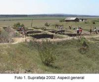 Chronicle of the Archaeological Excavations in Romania, 2003 Campaign. Report no. 58, Corabia, Celei<br /><a href='http://foto.cimec.ro/cronica/2003/058/Corabia-Sucidava-1.jpg' target=_blank>Display the same picture in a new window</a>