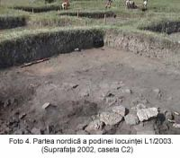 Chronicle of the Archaeological Excavations in Romania, 2003 Campaign. Report no. 58, Corabia, Celei<br /><a href='http://foto.cimec.ro/cronica/2003/058/Corabia-Sucidava-4.jpg' target=_blank>Display the same picture in a new window</a>