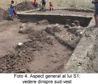 Chronicle of the Archaeological Excavations in Romania, 2003 Campaign. Report no. 67, Desa, Castraviţa<br /><a href='http://foto.cimec.ro/cronica/2003/067/Desa-Castravita-4.jpg' target=_blank>Display the same picture in a new window</a>