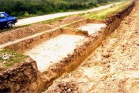 Chronicle of the Archaeological Excavations in Romania, 2003 Campaign. Report no. 91, Isaccea, La Pontonul Vechi (Cetate, Eski-kale)<br /><a href='http://foto.cimec.ro/cronica/2003/091/isaccea-ceair.jpg' target=_blank>Display the same picture in a new window</a>