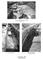 Chronicle of the Archaeological Excavations in Romania, 2003 Campaign. Report no. 91, Isaccea, La Pontonul Vechi (Cetate, Eski-kale)<br /><a href='http://foto.cimec.ro/cronica/2003/091/isaccea-noviodunum-aspecte-de-santier.jpg' target=_blank>Display the same picture in a new window</a>