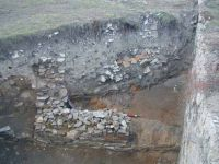 Chronicle of the Archaeological Excavations in Romania, 2003 Campaign. Report no. 128, Murighiol, La Cetate (Bataraia)<br /><a href='http://foto.cimec.ro/cronica/2003/128/murighiol-halmyris-cas-i-14b.jpg' target=_blank>Display the same picture in a new window</a>