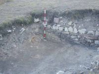 Chronicle of the Archaeological Excavations in Romania, 2003 Campaign. Report no. 128, Murighiol, La Cetate (Bataraia)<br /><a href='http://foto.cimec.ro/cronica/2003/128/murighiol-halmyris-cas-j-15.jpg' target=_blank>Display the same picture in a new window</a>
