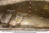 Chronicle of the Archaeological Excavations in Romania, 2003 Campaign. Report no. 154, Răcarii De Jos<br /><a href='http://foto.cimec.ro/cronica/2003/154/racari-fig-04-turn.jpg' target=_blank>Display the same picture in a new window</a>